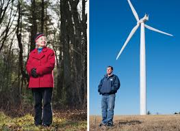 bad vibes why some people are against wind turbines
