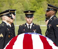 army guard funeral honor guard members hone advanced skills during