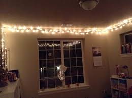 how to put christmas lights on your wall ignite your bedroom with christmas lights this was taken around the