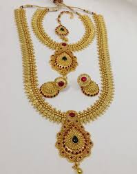double necklace set images Double necklace sets design 67 vasthra jewels jpg