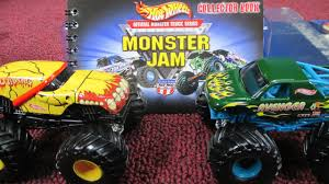 monster truck shows videos monster jam monster truck 2 pack special collector u0027s book youtube