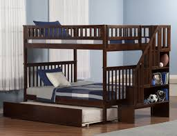Viv Rae Shyann Full Over Full Bunk Bed With Trundle  Reviews - Full over full bunk bed with trundle