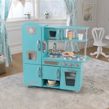 Kidkraft Island Kitchen Kidkraft Vintage Kitchen In Blue 53227 Ellajanegoeppinger Com