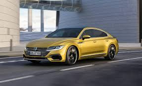 volkswagen coupe hatchback 2018 volkswagen arteon photos and info news car and driver