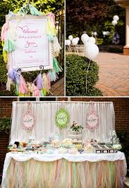 bridal tea party favors outdoor vintage lace tea party bridal shower bridal shower ideas