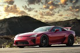 red lexus truck lexus lfa on 22 inch wheels toyota nation forum toyota car and