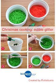 edible gliter edible glitter recipe christmas kidspot christmas recipes