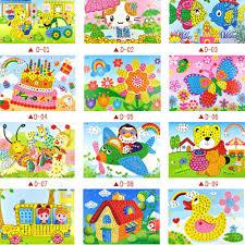 popular mosaic craft kids buy cheap mosaic craft kids lots from