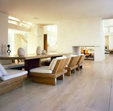 contemporary living room interior design with wooden flooring