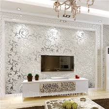 10 incredibly impressive metallic wallpaper ideas housely