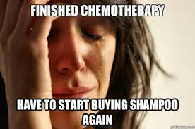 Chemo Meme - finished chemo hating ovarian cancer pinterest
