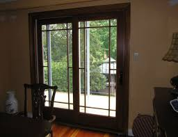 glass door wonderful double sliding glass doors fix patio door