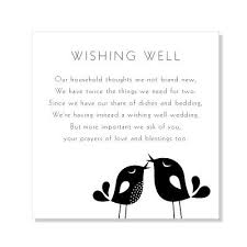 wedding wishes honeymoon fascinating wishing well verses for wedding invitations 64 for
