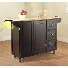 Kitchen Island Stainless Steel by Kitchen Rolling Island Butcher Block Kitchen Island Stainless