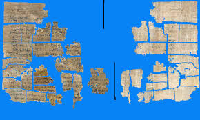 Upenn Map Papyri And Related Materials At The University Of Pennsylvania