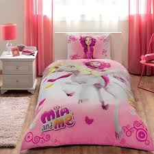 Original Duvet Covers Amazon Com Mia And Me Bedding Duvet Cover Set Single Twin