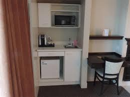 chambre foyer chambre upgradé avec foyer frigo micro ondes et balcon photo de