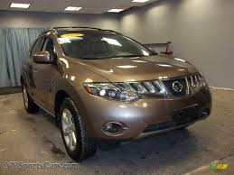 nissan murano interior colors 2009 nissan murano sl awd in tinted bronze metallic photo 6