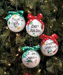 grandparent christmas ornaments best 25 ornaments for grandparents ideas on diy