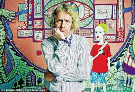 Grayson Perry Vanity Of Small Differences Grayson Perry Lifts The Lid As Britain U0027s Only Cross Dressing