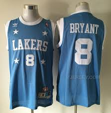 lakers light blue jersey http www yjersey com nba lakers 8 kobe bryant light blue 1950s