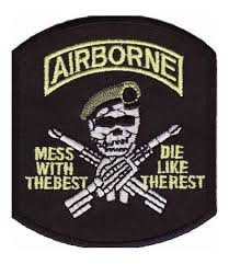 best patch airborne mess with the best skull patch patches