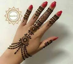 bracelet design with ring images 20 beautiful bracelet mehendi designs for wedding parties and jpg