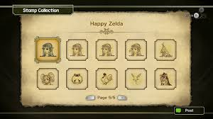 Twilight Princess Map Twilight Princess Hd Stamp Collection Guide U2013 Miketendo64 The