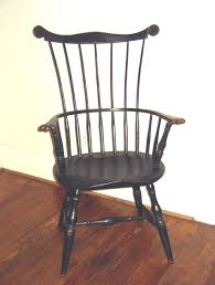 High Back Windsor Armchair Scott Creek Chairs The Gallery