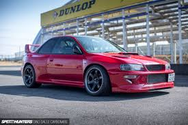 subaru hatchback 2 door 555 horses of widened fury speedhunters