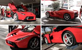 how many types of ferraris are there laferrari reviews laferrari price photos and