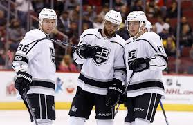 La Kings Flag Kings Center Torrey Mitchell Excited To See Other Side Of