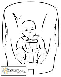 hip health in baby carriers baby seats and other equipment