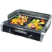 cuisine à la plancha électrique plancha électrique tefal tg805012 2400 w dealabs com
