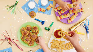 new years party poppers make new year s family pillsbury