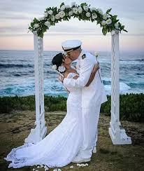 wedding arches san diego park weddings in san diego a white wedding arch 858 273 2711