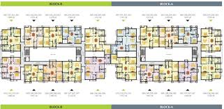 House Plan 1761 Square Feet 57 Ft 1353 Sq Ft 2 Bhk 2t Apartment For Sale In Sreevatsa Real Estates