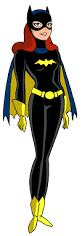 batgirl bruce timm style new look by noahlc on deviantart