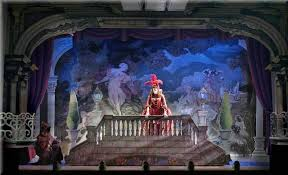 scarlet pimpernel the musical set design by richard finkelstein