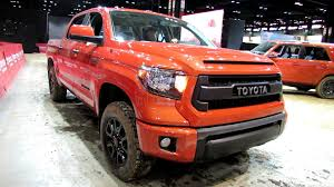 truck toyota 2015 2015 toyota tundra trd pro off road driving walkaround debut