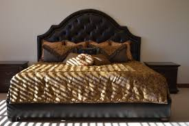 grand king bed u2013a custom creation from norwood