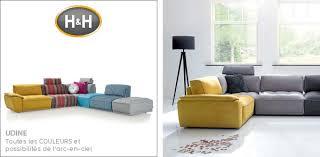 h et h canapé meubles design rodez