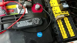 ford truck ranger leakage 200ma current is radio u0027s amp youtube