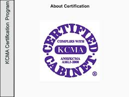 Kitchen Cabinets Manufacturers Association Kitchen And Bath Certification Ppt Download