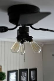 home decorators collection merwry 52 in led indoor matte black ceiling fans with lights unique design u2014 home designing