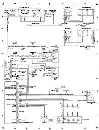 84 cherokee wiring diagram 1988 jeep cherokee ignition wiring