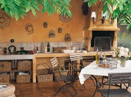 idee amenagement cuisine exterieure impressionnant decoration cuisine exterieure galerie id es murales