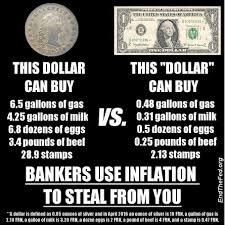 currency debasement u2013 the burning platform