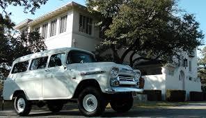 Classic Chevrolet 4x4 Trucks - 1959 chevrolet suburban napco 4x4 mosing motorcars