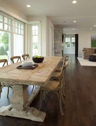 Beautiful Dining Table And Chairs Farm Table Design Ideas U2013 Beautiful Solid Wood Dining Tables